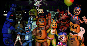 Five Nights At Freddy's 2 Download - FNAF Gamejolt