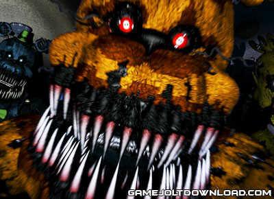 Five Nights At Freddy's 4 Download - FNAF Gamejolt