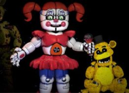 Afton's Nightmare