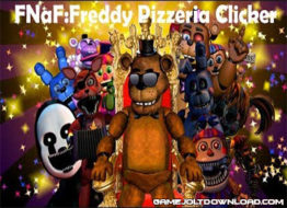 FNaF: Freddy Pizzeria Clicker