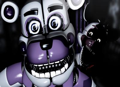 Fnaf: Sister Location Custom Night - FNAF Gamejolt
