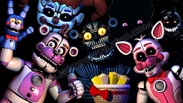 Five Nights At Freddy's: Sister Location Download - FNAF