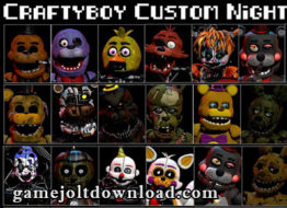 Craftyboy Custom Night