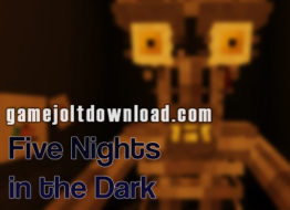 Fnaf The Dark Map 1.13.2 for Minecraft