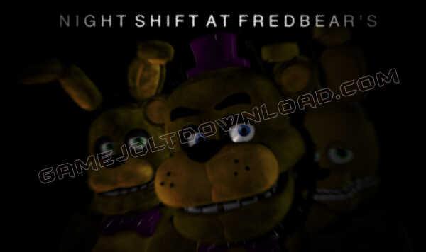 Fnaf Night Shift at Fredbears Game
