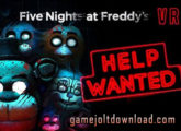 Fnaf Help Wanted 2D