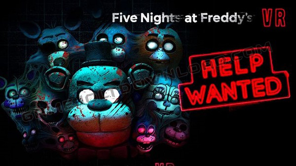 Five Nights at Freddy's Help Wanted 2D - FNAF Gamejolt