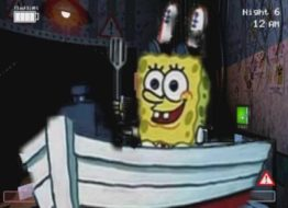 Five Nights At SPONGEBOB'S