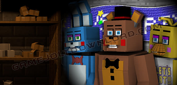 Five Nights in Minecraft: The Classic Collection