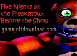 Fnaf the Freakshow: Before the Show