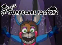 Freddy's Jumpscare Factory - FNAF Character Creator