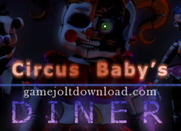 Circus Baby's Diner