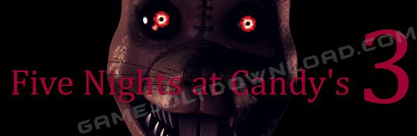 Five Nights at Candy's 3 (Official)