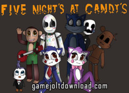 Five Nights at Candys (Official)