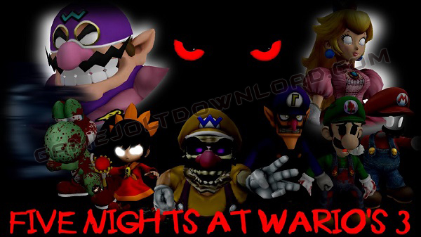 Five Nights at Warios