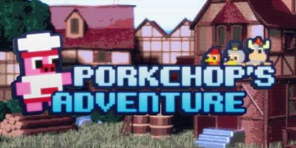 Porkchop's Adventure