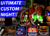 Ultimate Custom Night II Demo