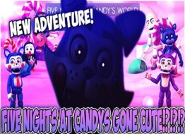 ive Nights at Candy's World: The Adventure