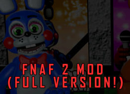 FNAF 2 Mod (Full Version!)