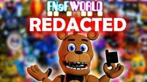 FNaF World Redacted Game Jolt Download