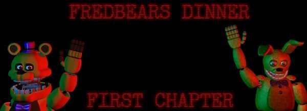 Fredbear's Dinner Demo