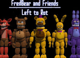 FredBear and Friends: Left to Rot