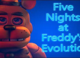 Five Nights At Freddy's Evolution