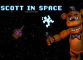 Scott in Space! - FNAF Anniversary Game