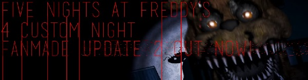 Download Five Nights at Freddy's 4 Custom For Free