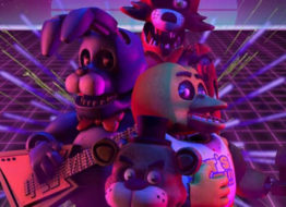 Download Five nights at Freddy's: Back in the 80's